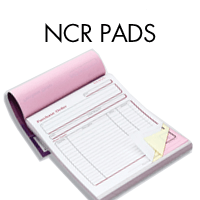 A6 - A4 NCR Pads from £52