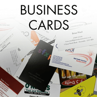 Business Cards from £16