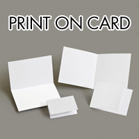 Copies and Prints on card